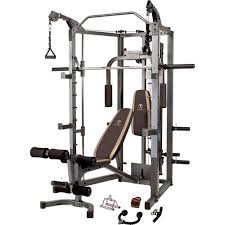 Marcy Bench Press Set Marcy Combo Smith Machine Sm 4008 Walmart Com