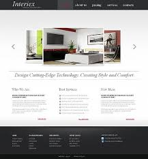 52 best interior u0026 furniture website templates images on pinterest