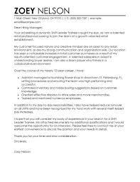 Resume Livecareer Shift Leader Resume Resume For Your Job Application