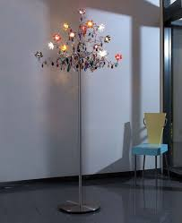 Home Lighting Ideas Decor Wonderful Chandelier Floor Lamp For Fascinating Home