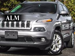 jeep cherokee 2015 used jeep cherokee cherokee latitude at alm gwinnett serving
