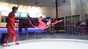 ifly down under my son u0027s indoor skydiving birthday party was a