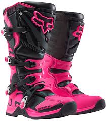 motocross gear canada online fox comp 5 mx lady boots motocross black pink fox mtb helmet