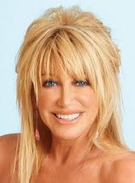 how to cut your own hair like suzanne somers my hair cut that i need to do again when i find time style that