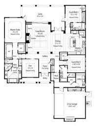 Rancher House Plans House Plan 74834 Total Living Area 2294 Sq Ft 3 Bedrooms U0026 3 5