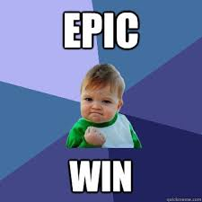 Epic Win Meme - epic win success kid quickmeme