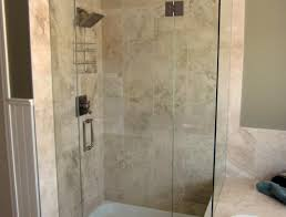 shower fascinating shower door parts montreal frameless pivot