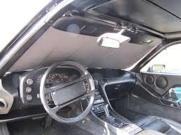 1995 porsche 928 interior custom windshield sun screen for the porsche 928 from 928