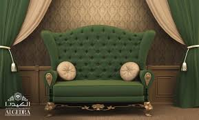 The Baroque Style Western Culture Design By Algedra Interior - Baroque interior design style