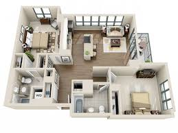Chicago Apartment Floor Plans 2 Bed 2 Bath Apartment In Chicago Il One Superior Place