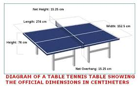 Beer Pong Table Length by August 2014 The Metric Maven