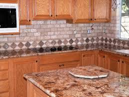 Slate Backsplash Pictures And Design by Slate Kitchen Backsplash Design