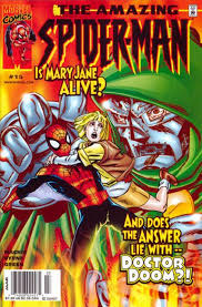 Volumes Behind The Curtain The Amazing Spider Man 8 The Man Behind The Curtain Issue