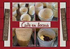 la cuisine de lilly cakes en bocaux cake zébré au banania la cuisine de lilly