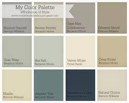 home color palette home design
