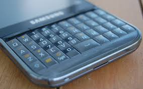 best keyboard for android samsung galaxy pro review a killer qwerty with a woeful screen