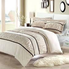ruched duvet cover set beige khaki featuring polyvore home bed bath bedding duvet covers queen shams