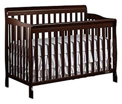 Hton Convertible Crib On Me Ashton 5 In 1 Convertible Crib Espresso