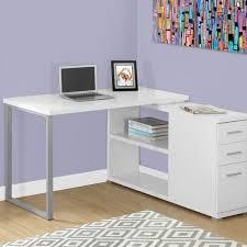 bureau en coin bureau blanc en coin droit ou gauche sku i 7133 cubipro