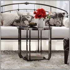 Coffee Table With Nesting Stools - round coffee table with nesting stools coffee table home