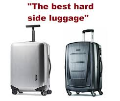best travel luggage images Top 10 best hardside luggage in 2018 travel gear zone png