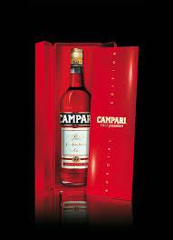 campari bottle why