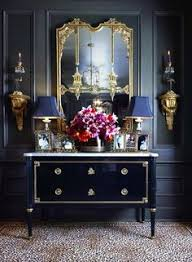 dependable dark blue paint colors hale navy gallery wall and