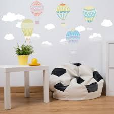 hot air balloon fabric wall decal peel and stick removable and hot air balloon fabric wall decal peel and stick removable and repositionable stickers