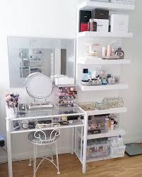 Bedroom Makeup Vanity Vanity Ideas For Small Bedrooms