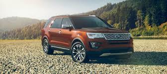 Ford Explorer 2016 Interior 2017 Ford Explorer Suv Photos Videos Colors U0026 360 Views