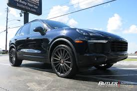 Porsche Cayenne Rims - porsche cayenne with 22in niche form wheels exclusively from