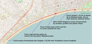 Truck Route Maps File 2016 Nice Attack Route Annotated Jpeg Wikimedia Commons