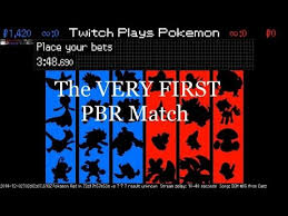 The Revolution Begins Twitch Plays Pokemon Know Your Meme - twitch plays pokemon battle revolution the first battle youtube