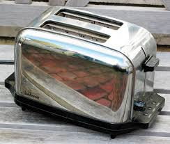1950s Toaster The Progression Of The Toaster And Why It Progressed Writework