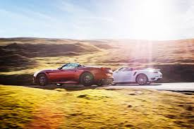 Ferrari California Convertible Gt - porsche 911 turbo s cabrio vs ferrari california t twin test