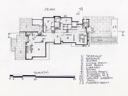 Esherick House Floor Plan by Stretto House Model House And Home Design