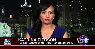 Katrina Model Com by Katrina Pierson U0027s Scorched Earth Path To The Top Of Donald Trump U0027s