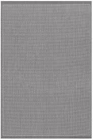Grey Outdoor Rugs Couristan Recife Saddle Stitch Grey White Indoor Outdoor Rug
