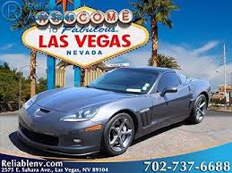 las vegas car hire corvette used chevrolet corvette for sale in las vegas nv with photos