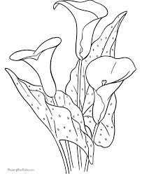 Easter Flower Coloring Pages - 25 best holiday coloring pages images on pinterest coloring
