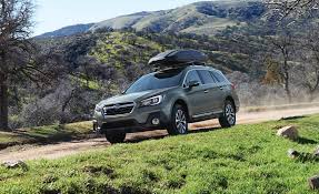 green subaru outback 2018 2018 subaru outback pictures photo gallery car and driver