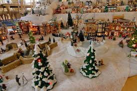 Christmas Village Sets Snow Village Gallery