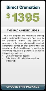 what is the cost of cremation cremation packages cremation services of lancaster pa