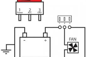 how to wire a lighted rocker switch diagram wiring diagram
