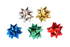 gift wrap bows colorful gift wrap bows stock image image of bows decorations