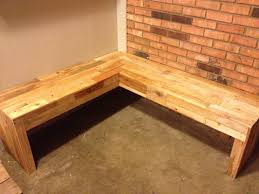 pallet corner bench corner bench pallets and woodworking