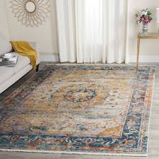 8 X 9 Area Rugs Rug Vtp435b Vintage Area Rugs By Safavieh