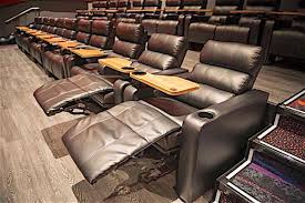 Reclining Chair Theaters King Size Recliners To Be Installed At Regal Theater Folsom Telegraph