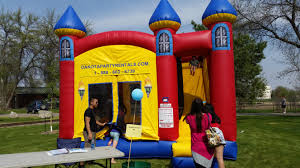 bounce house castle combos water slides veteran owned safe made