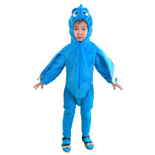 toddler fish costume for halloween aliexpress com buy kids finding dory costume blue fish dress up